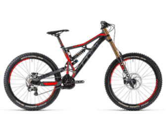 Cube TWO 15 Downhill Bikes 2014