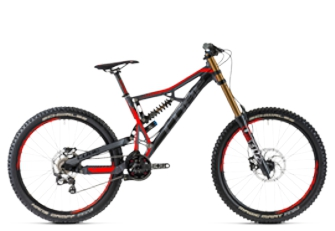 Cube Bikes Two 15 Fullsuspension Downhill Modell 2014