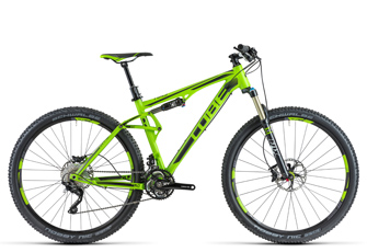 Cube AMS 120 HPA Race 29 Green Black Modell 2014