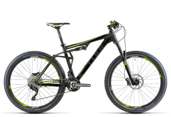 Cube AMS 130 HPA Pro 27,5 Zoll Modell 2014