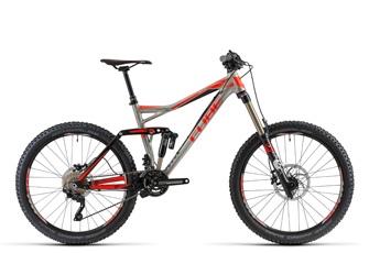 Cube Fritzz 180 HPA Race 26 Modell 2014 Fullsuspension Bike