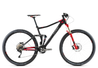 Cube Fullsuspension Bike Sting 120 29er Modell 2014