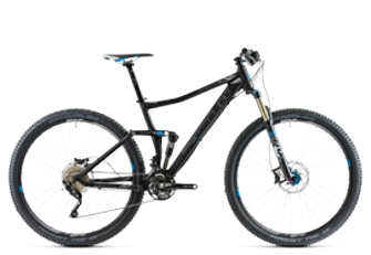 Cube Bikes Sting 120 Race 29 Modell 2014