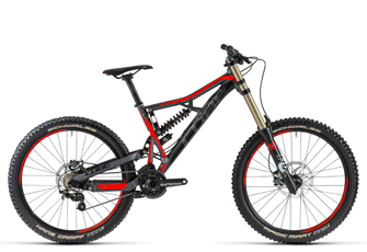 Cube Downhill Bike Two 15 Pro Modell 2014