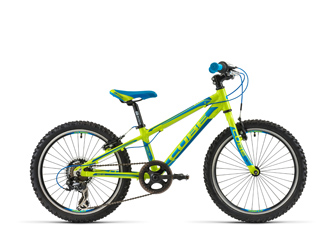 Cube Kid 200 Blue Lime Modell 2014
