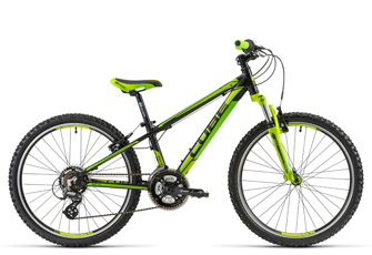 Cube Kid 240 Race Green Modell 2014