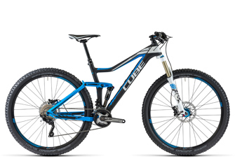 Cube Stereo HPC 140 Pro 29er Fullsuspension Bike 2014